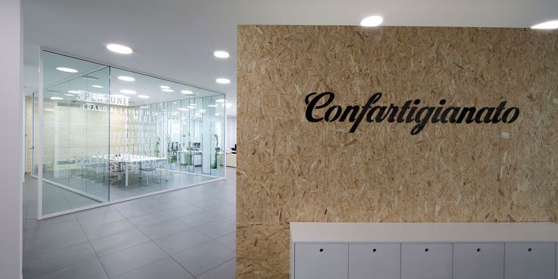 CONFARTIGIANATO NEW OFFICES
